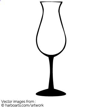 335x355 Download Cocktail Glass Ouline