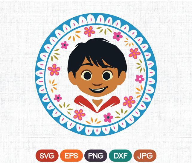 642x546 Coco Movie Clip Art Coco Svg Cut File For Cricut And Etsy