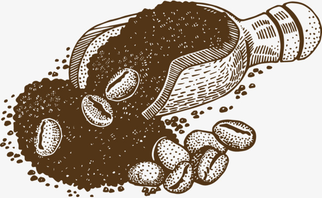 650x400 Coffee Beans Vector Image, Coffee Beans, Vector Coffee Beans