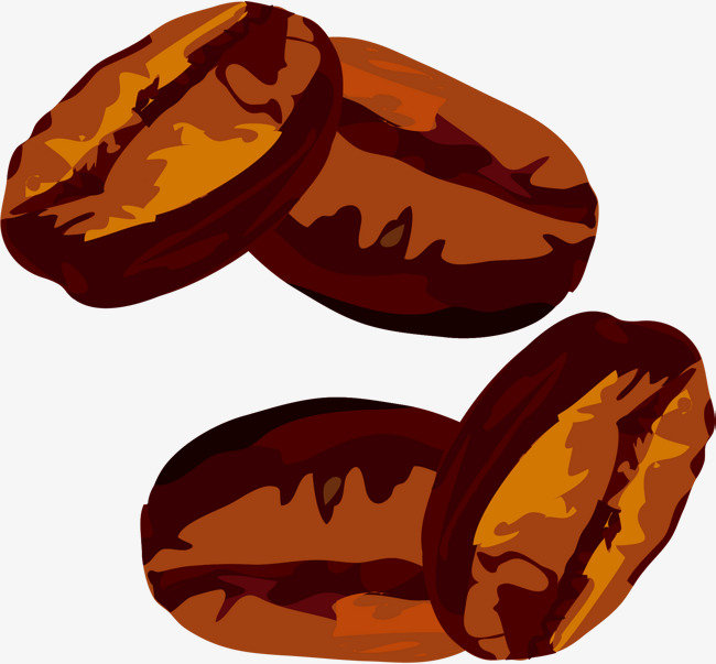 650x603 Coffee Beans Png Vector Elements, Coffee Vector, Coffee Beans