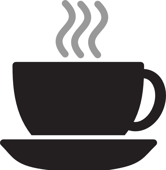 582x597 Coffee Cup Clip Art