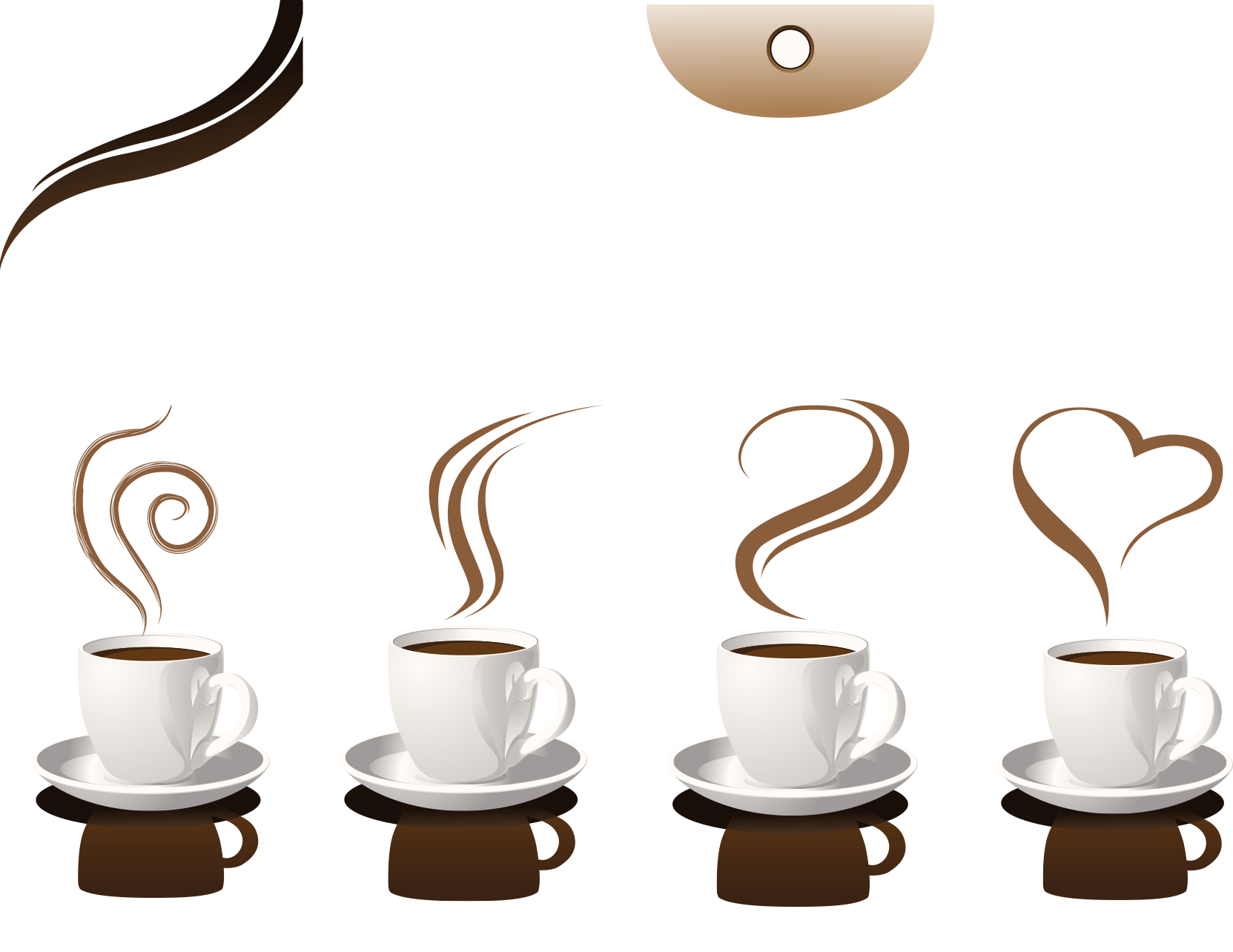 1663x1284 Coffee Cup Clip Art