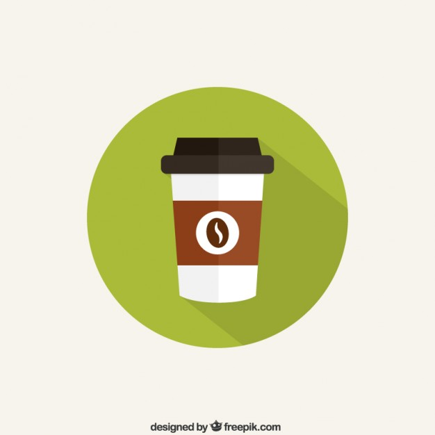626x626 Coffee Cup Icon Vector Free Download