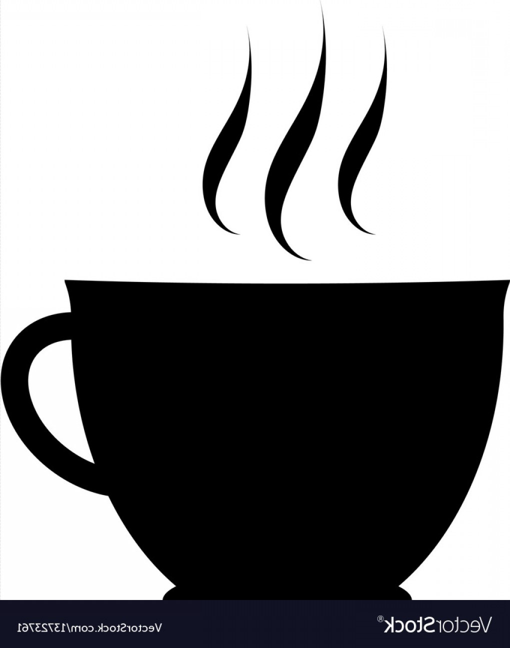 1020x1296 Black Coffee Cup Icon Vector Arenawp