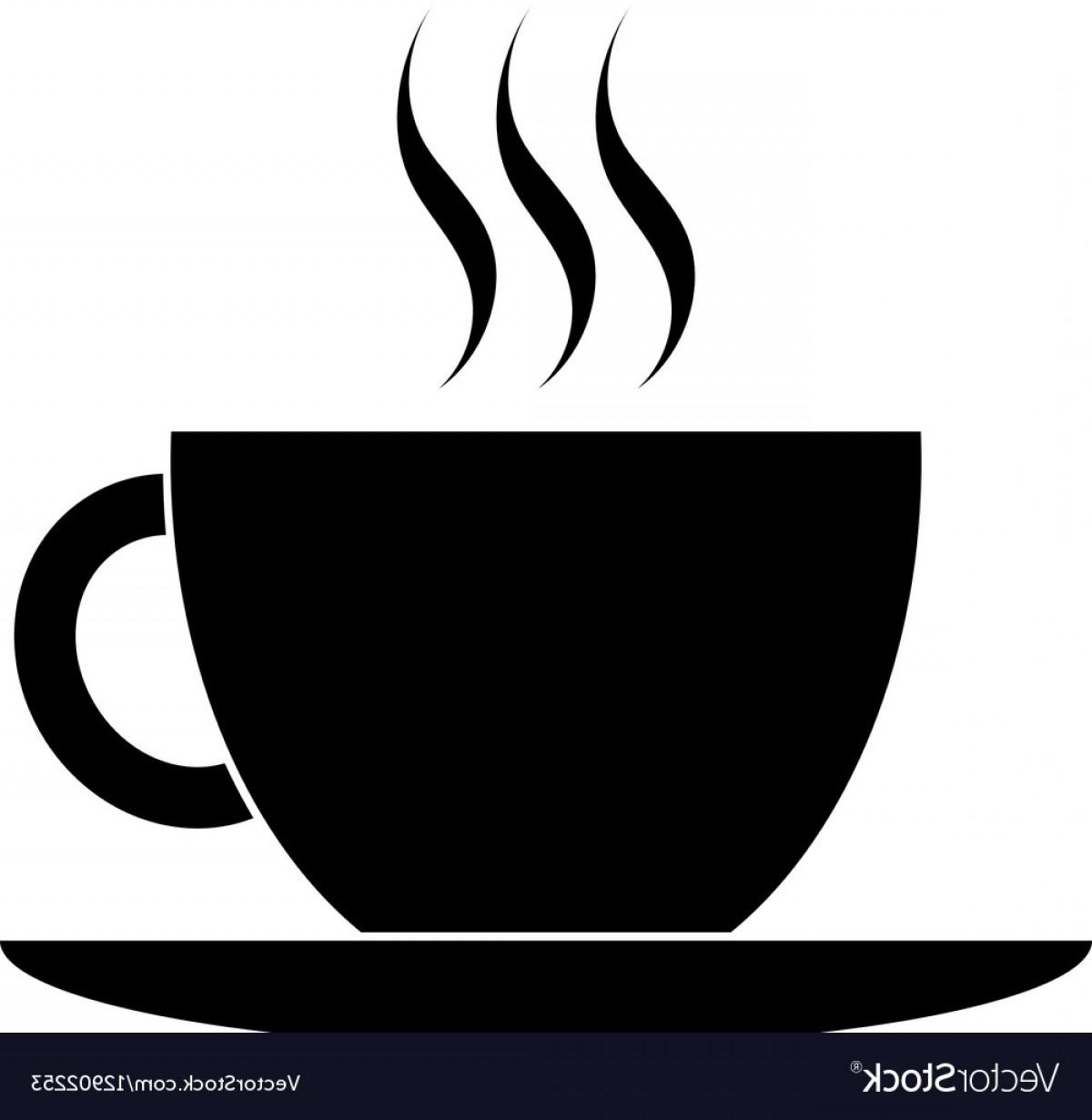 1200x1231 Black Coffee Cup Icon Vector Shopatcloth