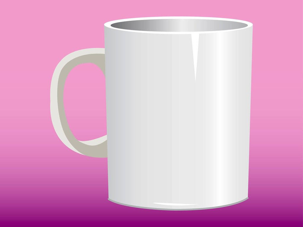 1024x768 Coffee Cup Vector Vector Art Amp Graphics