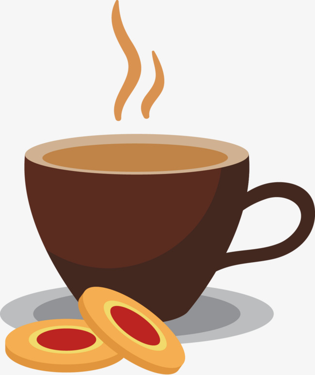 650x774 Decorative Coffee Cup Vector, Coffee Vector, Cup, Cup Of Coffee