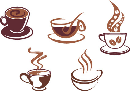 425x298 Coffee Icon Vector Free Vector Download (24,288 Free Vector) For