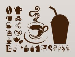 262x200 Coffee Cup Vector Free