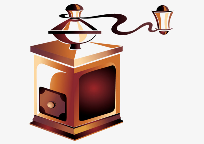 650x461 Vector Coffee Machine, Vector, Coffee Machine, Brown Png And