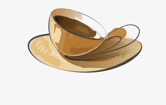 650x411 Coffee Cup Vector Material, Coffee Vector, Coffee, Vector Material