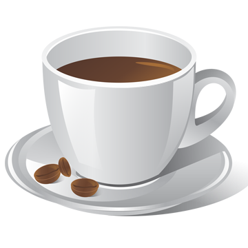 Coffee Vector Png