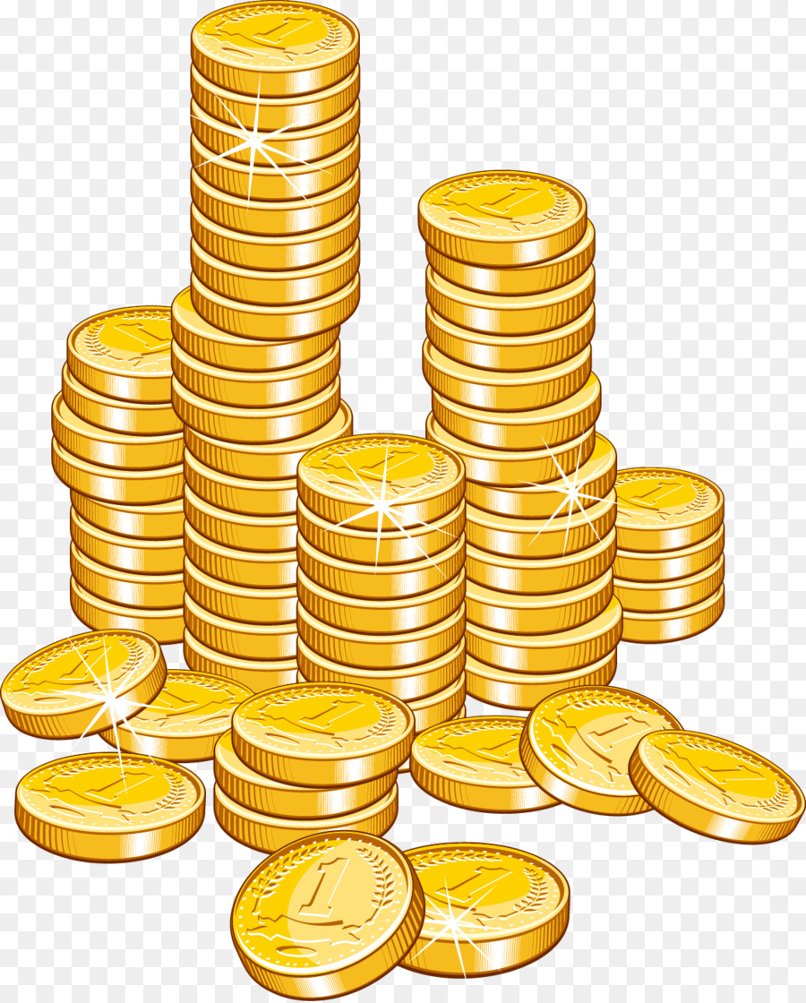900x1120 Gold Coin Free Content Clip Art