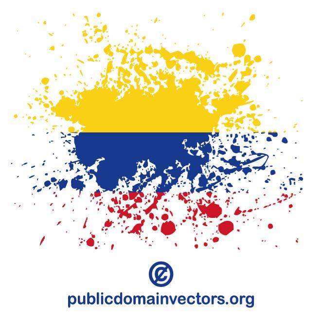 660x660 Colombian Flag