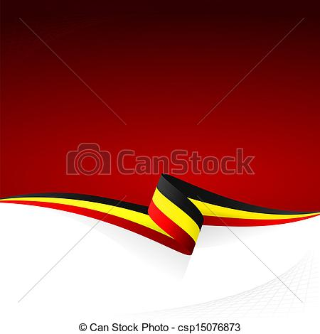 450x470 Black Yellow Red. Abstract Color Vector Background Belgian Flag .