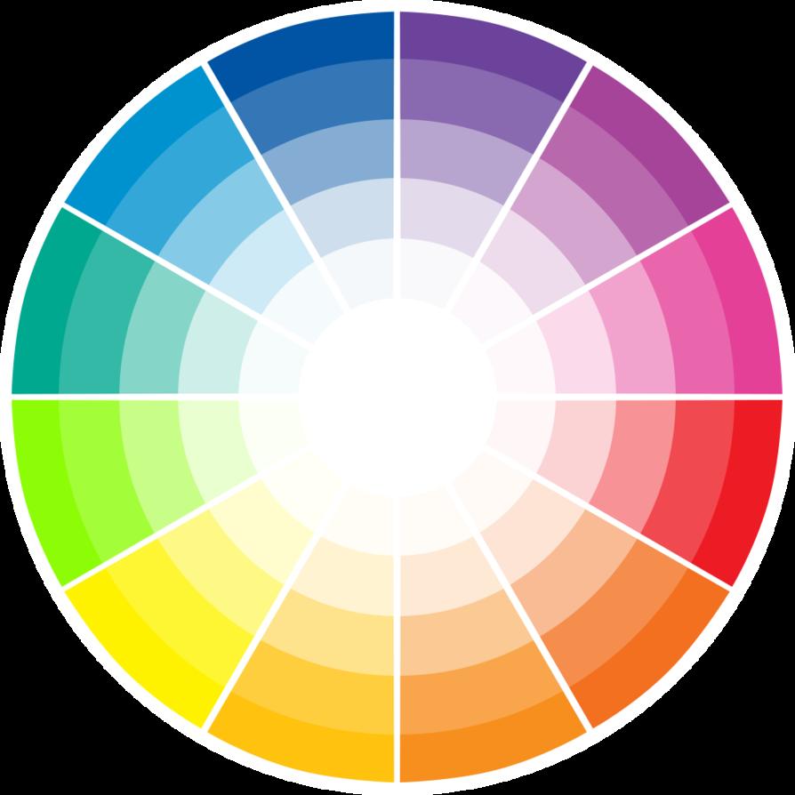 894x894 Colors Wheel Vector (.psd File) By Ildari0n