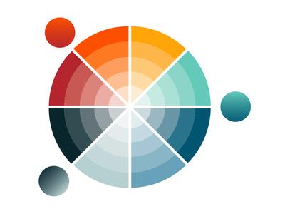 400x300 Llustrator Color Wheel Vector Ai Free Psd,vector,icons