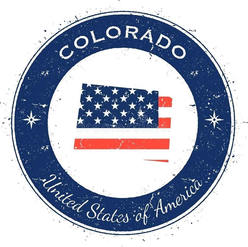 800x796 Colorado Flag Vector T8446006 Exclusive Colorado Flag Vector Art