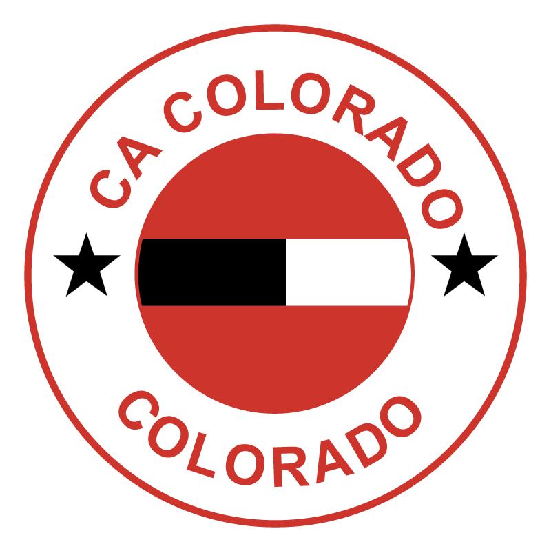 800x799 Clube Atletico Colorado De Colorado Pr Free Vectors, Logos