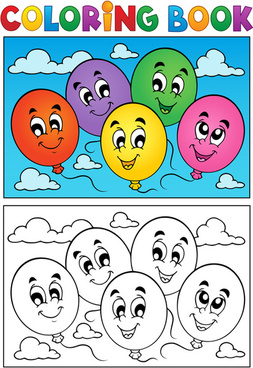 253x368 Coloring Book Free Vector Download (25,372 Free Vector) For