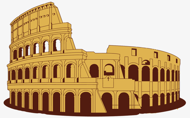 650x403 Vector Colosseum, Rome, Colosseum, Png Material Png And Vector For