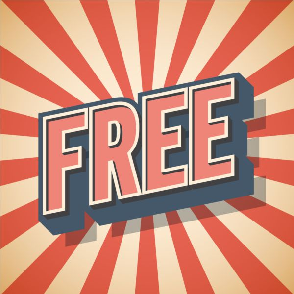 600x600 Free Comic Background Vector Free Download