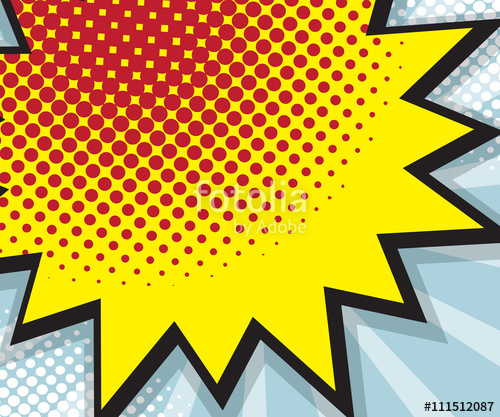 500x417 Pop Art, Comic Book, Comic Background Stock Image And Royalty