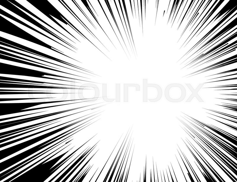 800x615 Abstract Comic Book Flash Explosion Radial Lines Background
