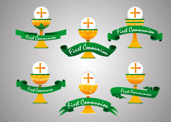 572x407 First Communion Vector Free Vector Download In .ai, .eps, .svg