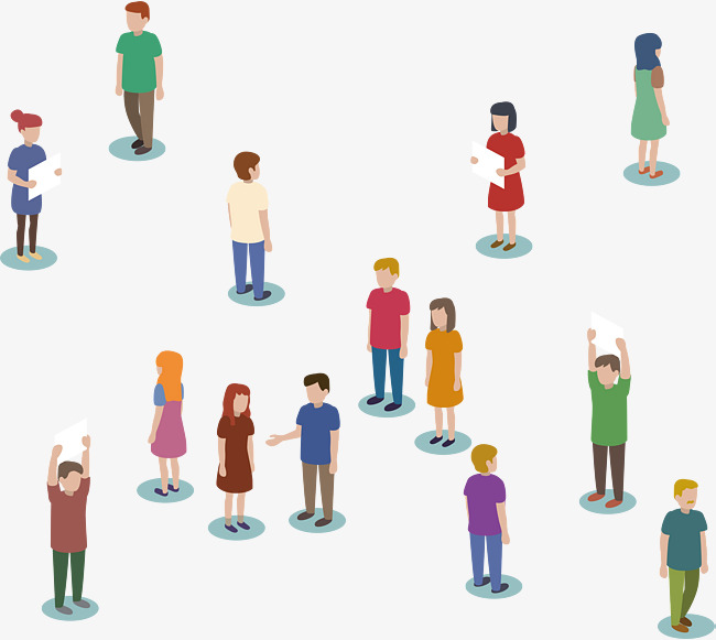 650x581 Crowd Of Community, Vector Png, Community, Community Party Png And