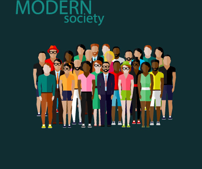 397x332 Vector Community People Icon Free Vector Download (25,644 Free