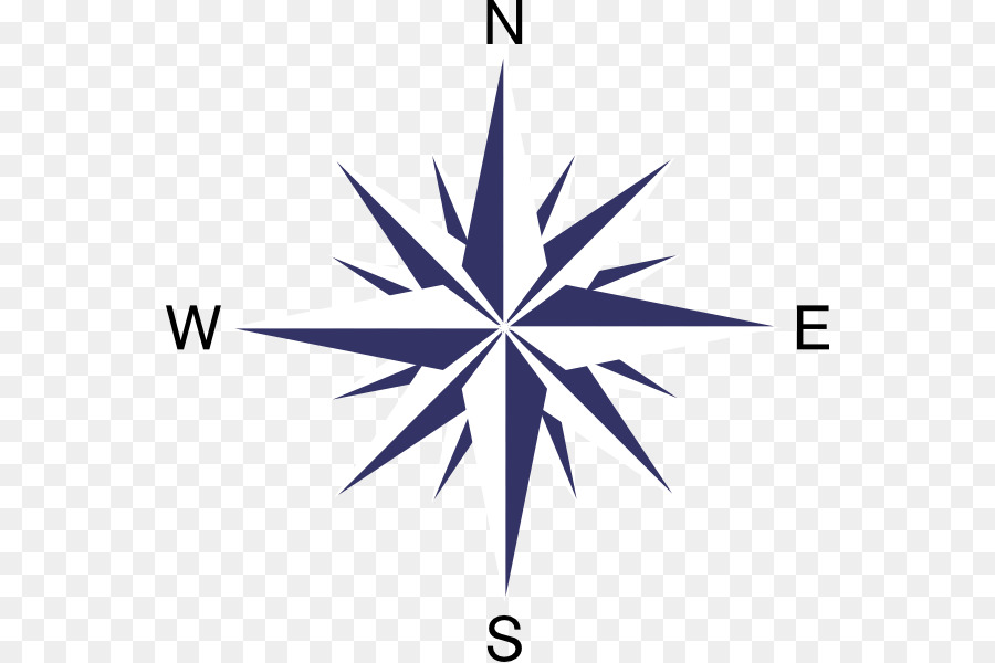 900x600 Compass Rose Scalable Vector Graphics Clip Art