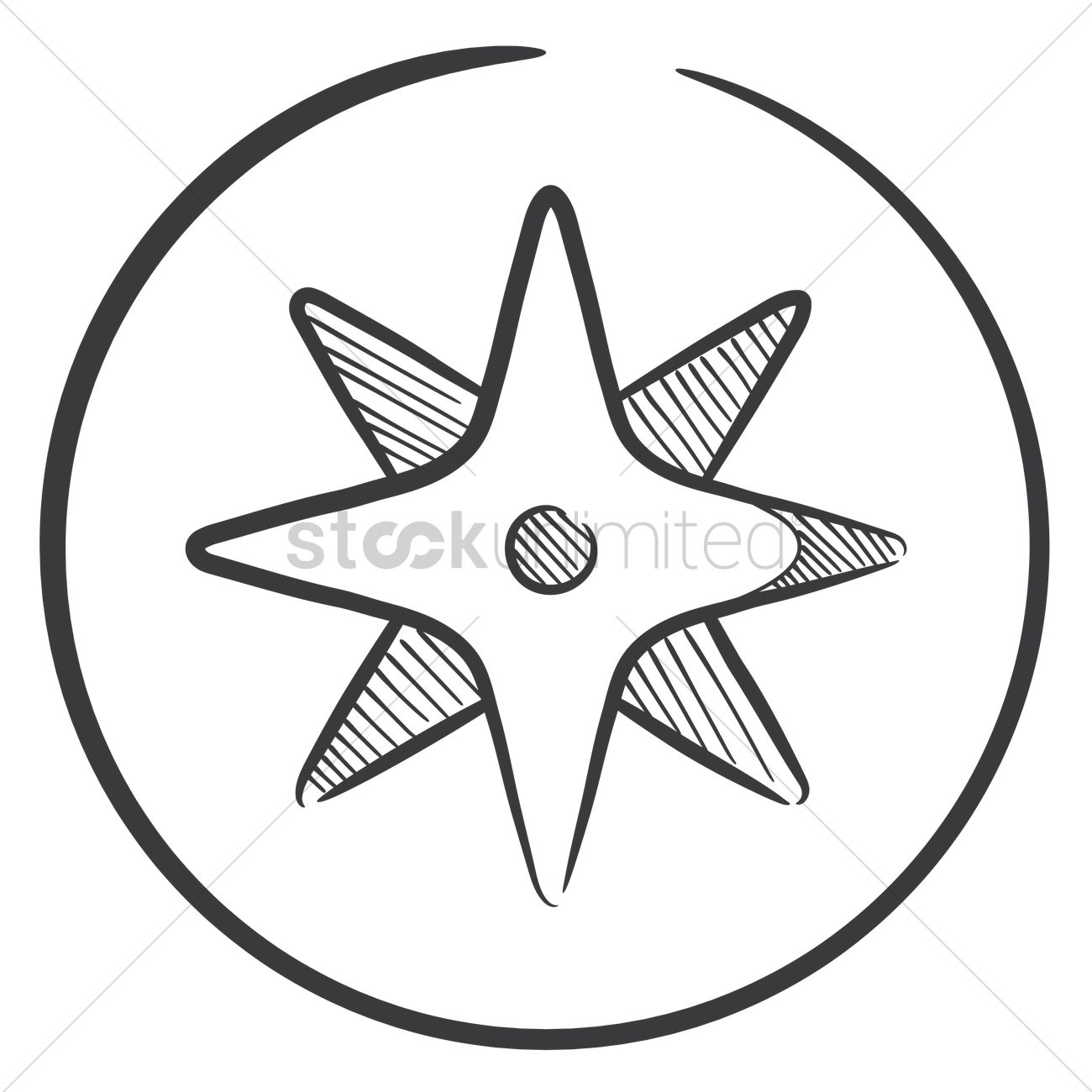 1300x1300 Compass Rose Vector Image