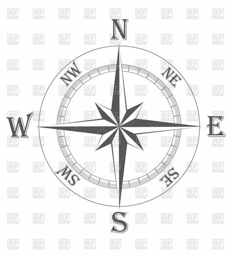 474x523 Compass Rose Vector Download Free. Free Compass Rose Vector Download