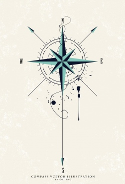 251x368 Free Vector Compass Free Vector Download (320 Free Vector) For
