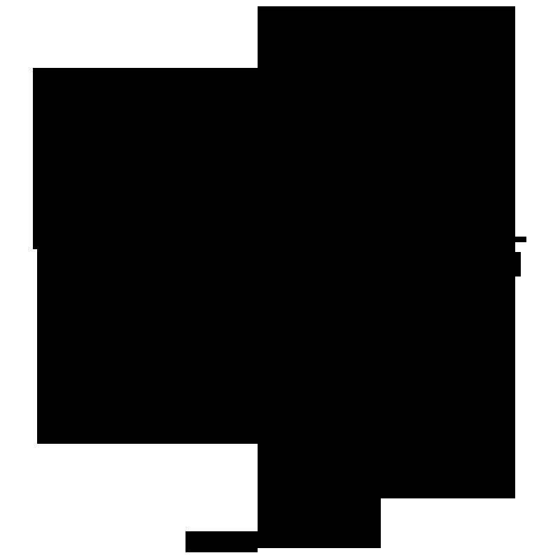 800x800 Logo Compass Sticker Wall Decal