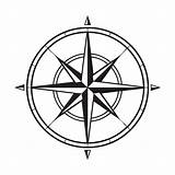 160x160 Simple Compass Rose Vector. Simple Compass Rose Hasshe