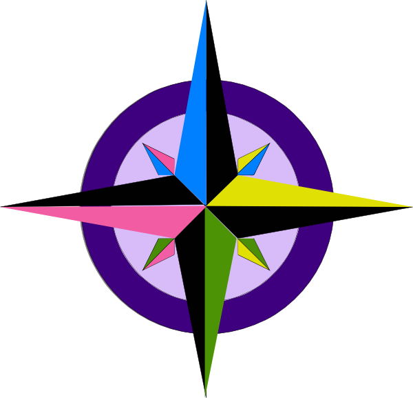 600x577 Collection Of Free Compass Vector Art. Download On Ubisafe