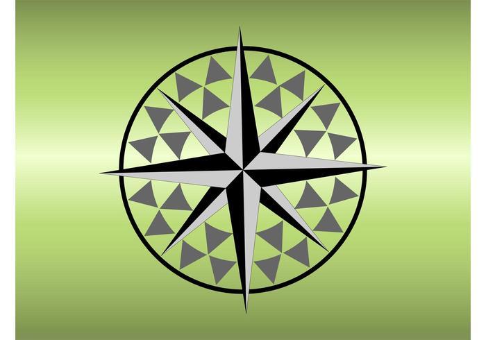 700x490 Compass Rose