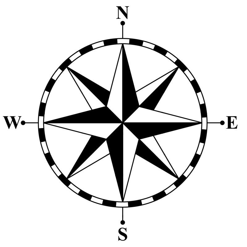 800x800 15 Nautical Clipart Compass Rose For Free Download On Mbtskoudsalg