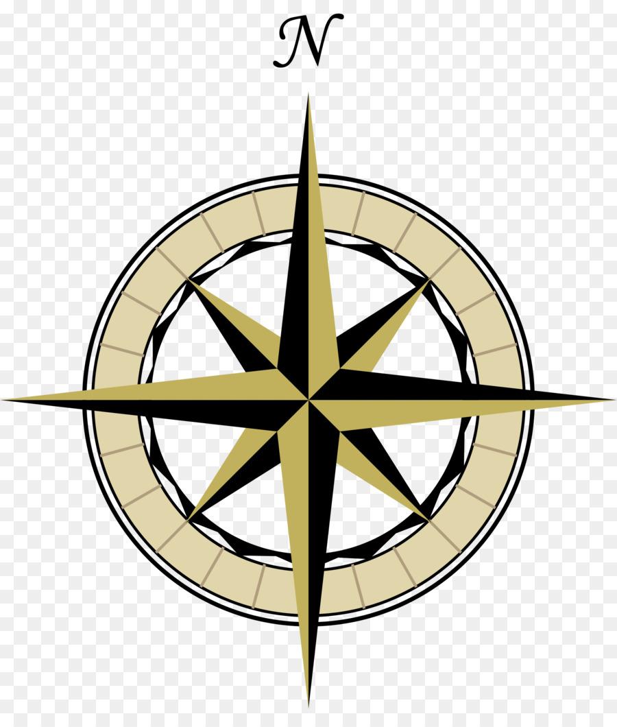 900x1060 Compass Rose Clip Art
