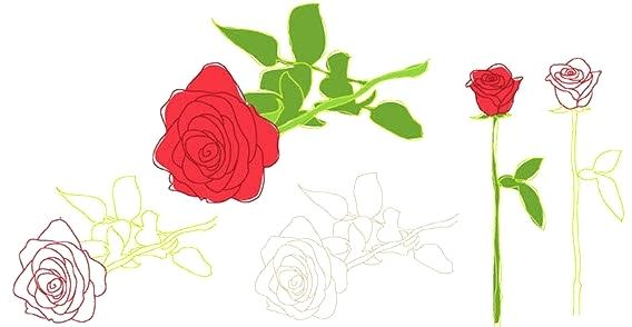 568x294 Rose Clip Art Free Free Vector Rose Free Download Compass Rose