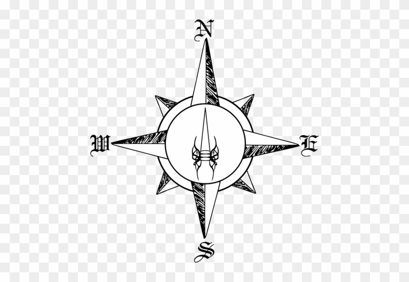 840x580 47 Editable Clip Art Free Compass Public Domain Vectors