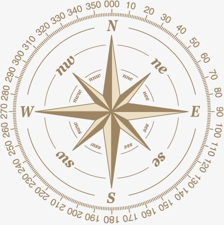 450x452 Commercial Real Estate Compass Vector, Compass Vector, Commercial