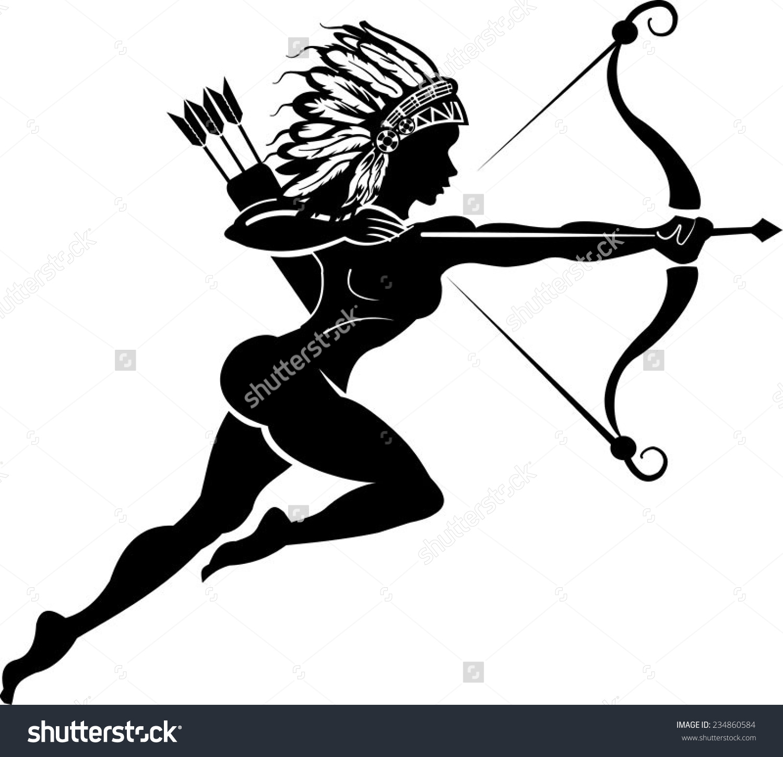 1500x1450 India Clipart Archery
