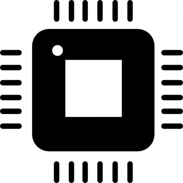 626x626 Computer Microprocessor Icons Free Download
