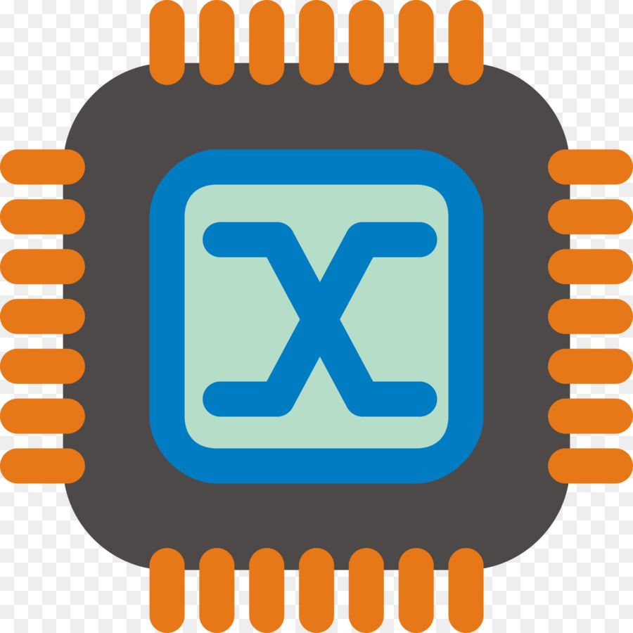 900x900 Download Computer Chip Vector Clipart Integrated Circuits Amp Chips