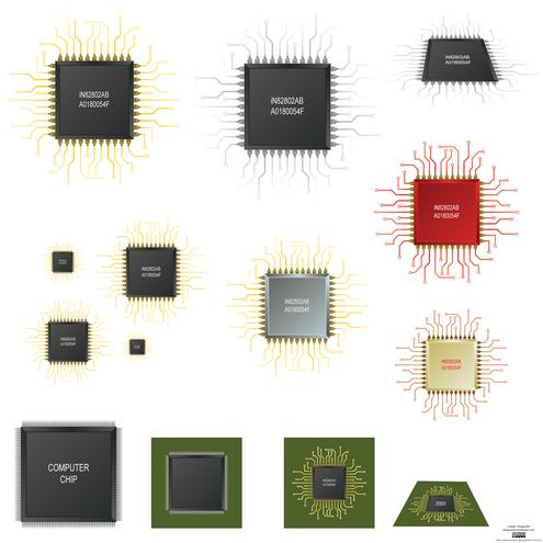 495x495 Computer Chip Vector Dragonartz Designs (We Moved