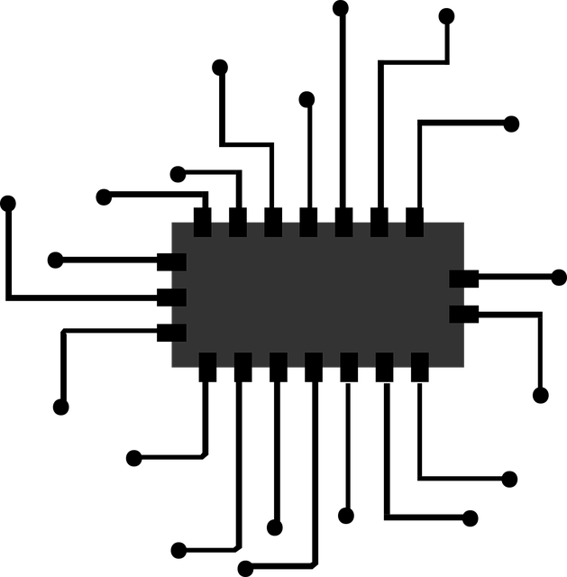 629x640 Collection Of Free Circuitry Vector Computer Circuit. Download On