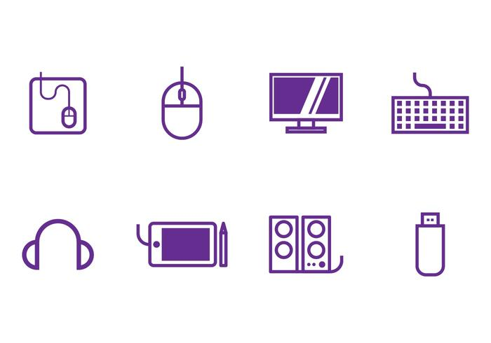700x490 Computer Mouse Icon Free Vector Art